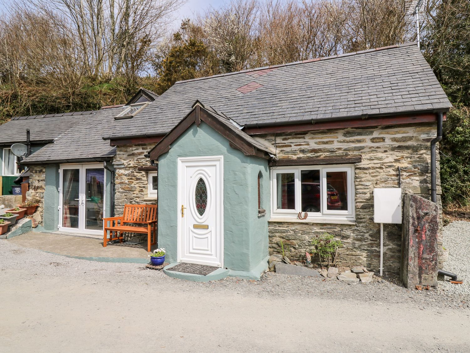 Pendre Cottage - South Wales - 1056239 - photo 1
