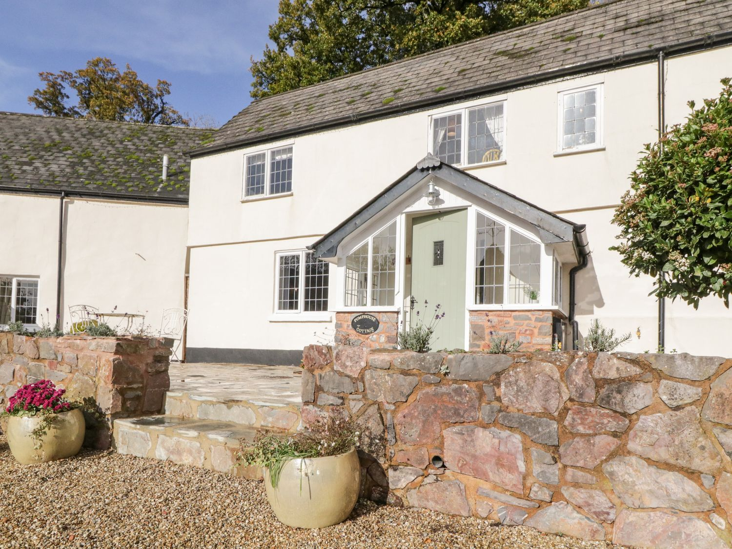 Pumphouse Cottage - Devon - 1058225 - photo 1