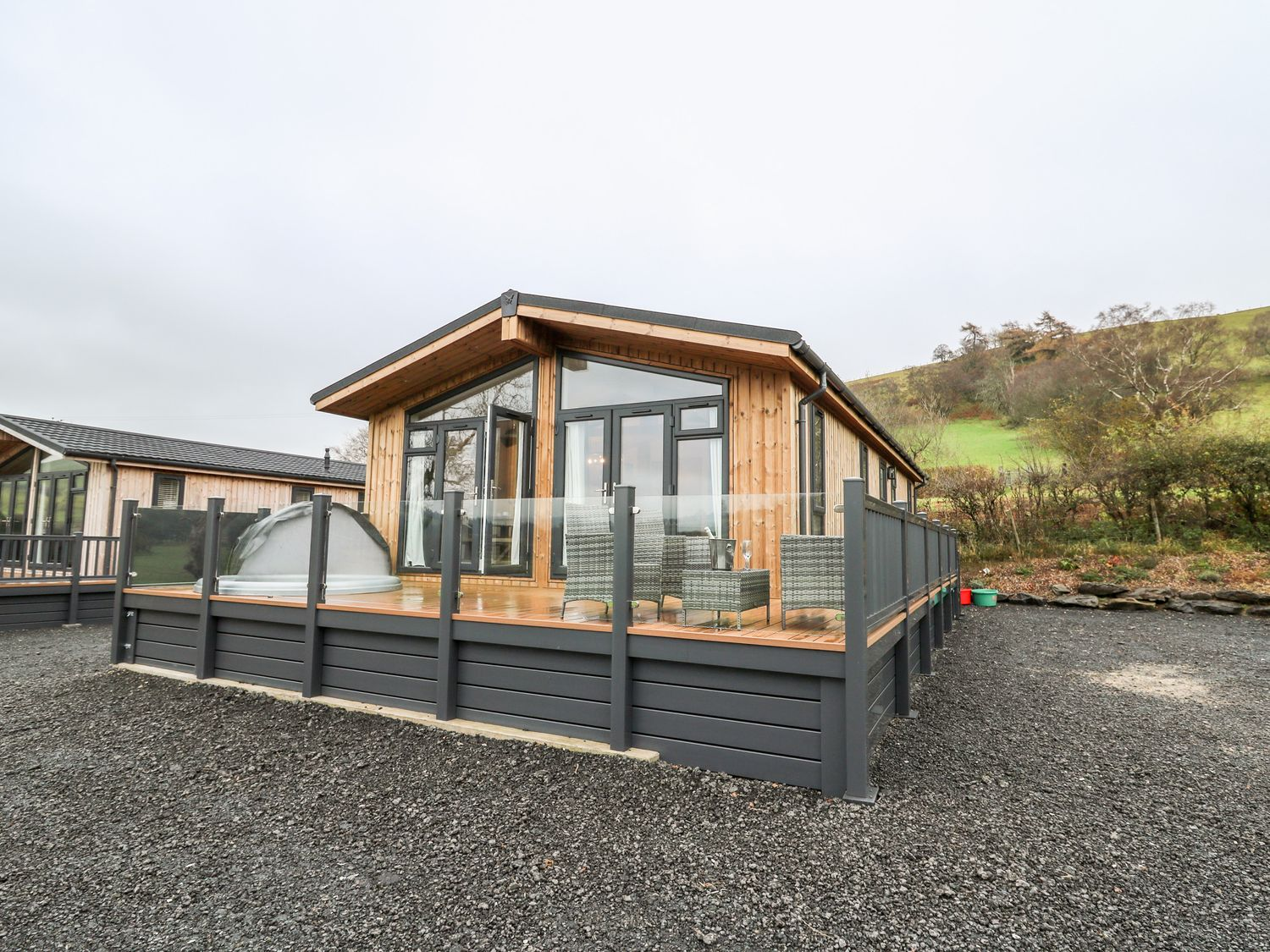 Sycamore Lodge - Mid Wales - 1059812 - photo 1