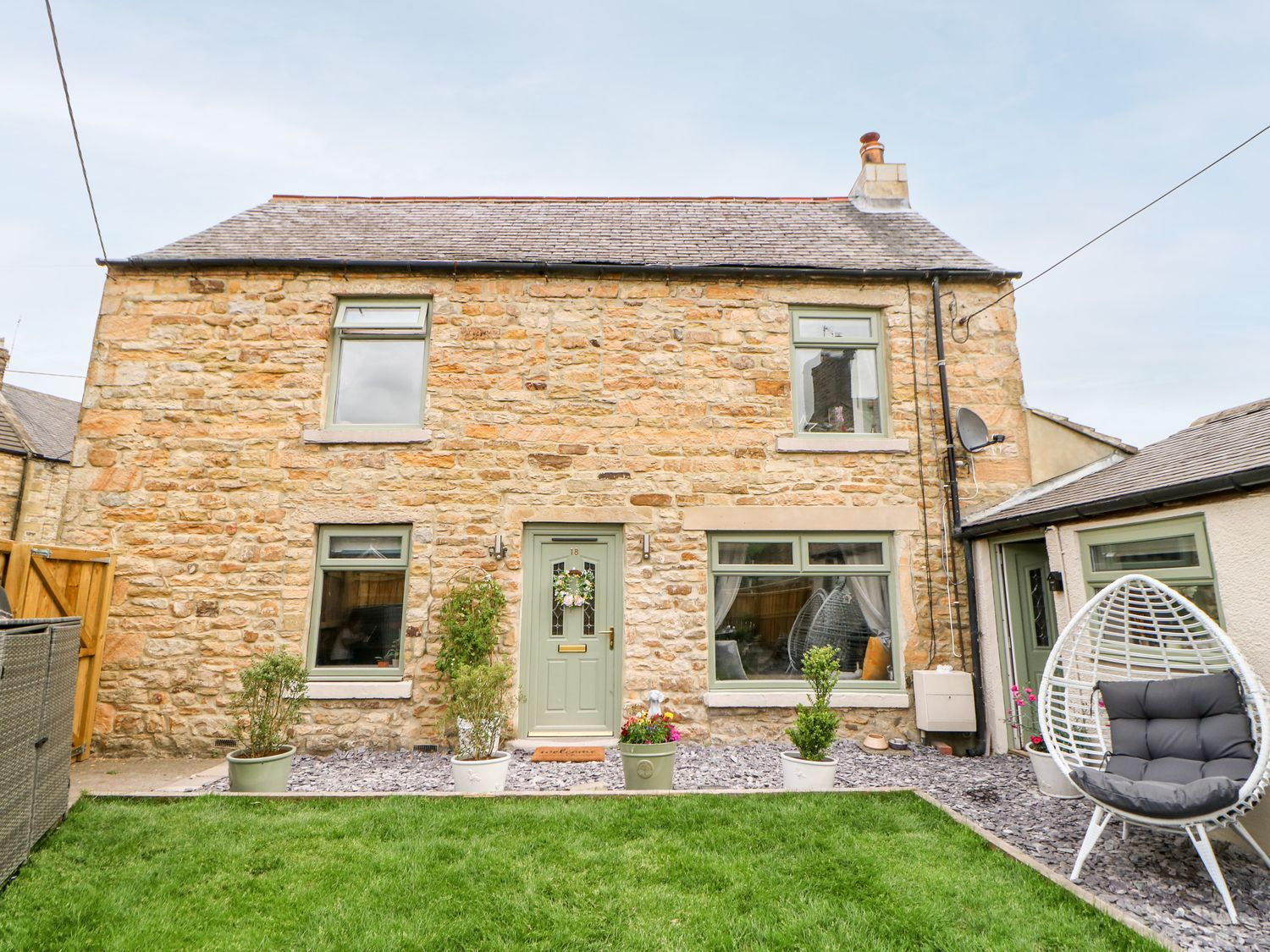 Pepper Cottage - Yorkshire Dales - 1059951 - photo 1