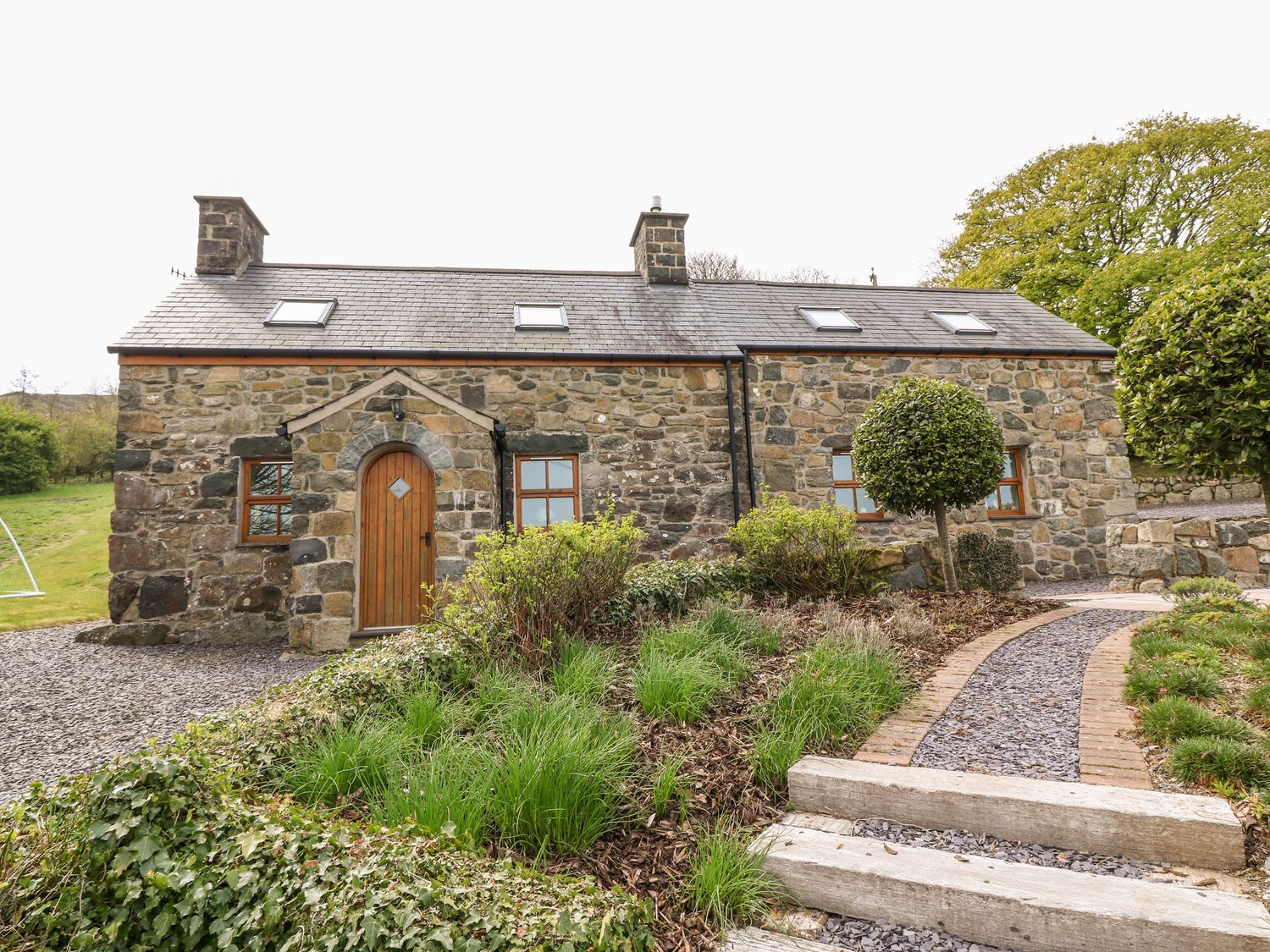 Dairy Cottage - North Wales - 1060537 - photo 1