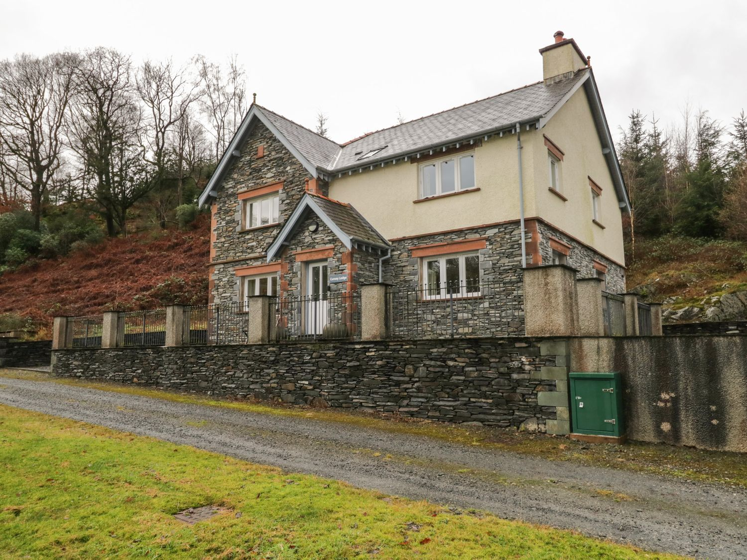 Cunsey Lodge - Lake District - 1061172 - photo 1