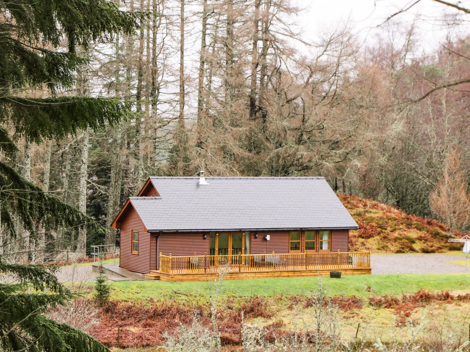 Fersit Log Cottage - Scottish Highlands - 1061326 - photo 1