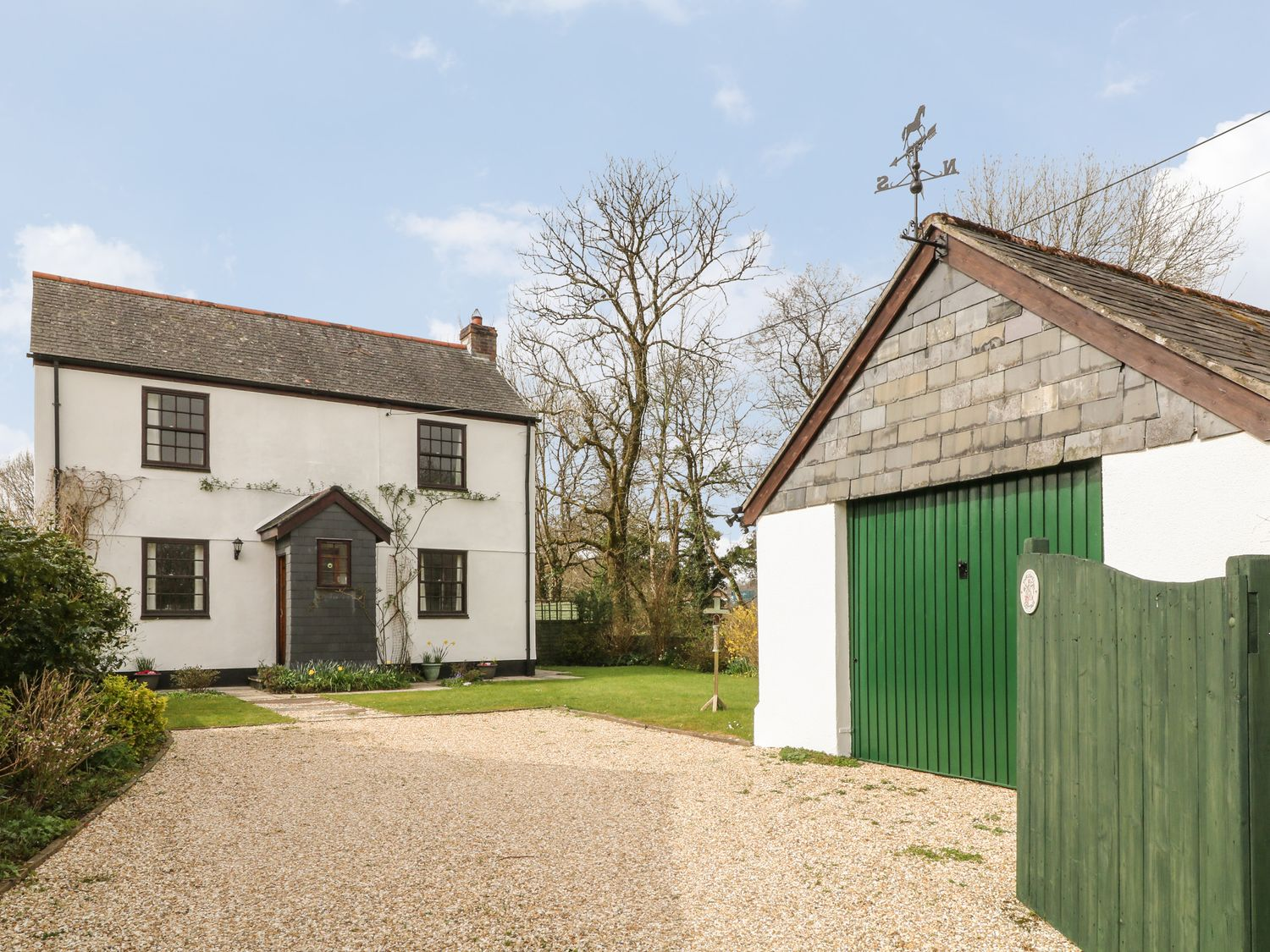 Thrushel Cottage - Devon - 1062229 - photo 1