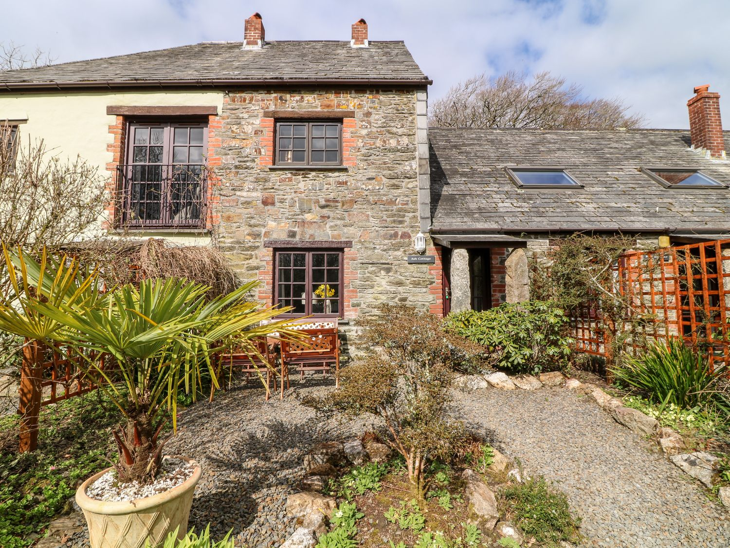 Ash Cottage - Cornwall - 1062419 - photo 1