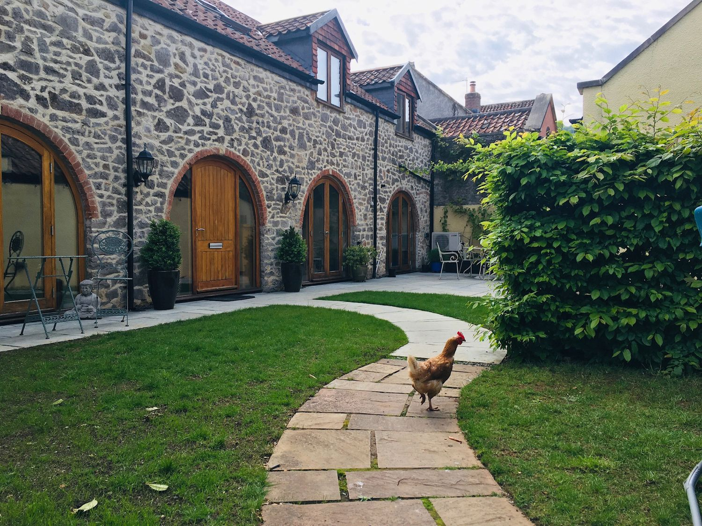 Sutherland Barn - Somerset & Wiltshire - 1063096 - photo 1