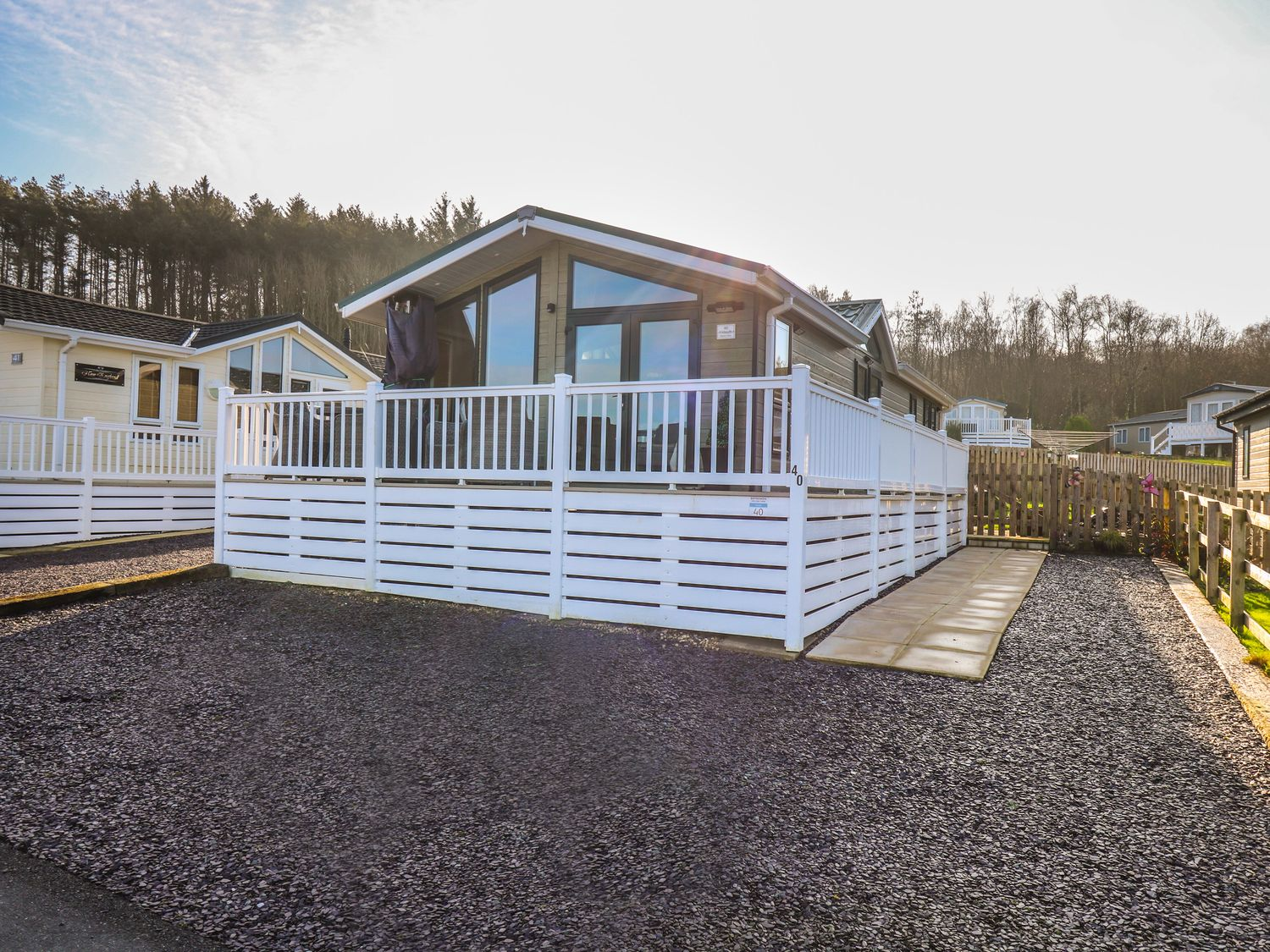 Bakers Lodge - Mid Wales - 1064176 - photo 1