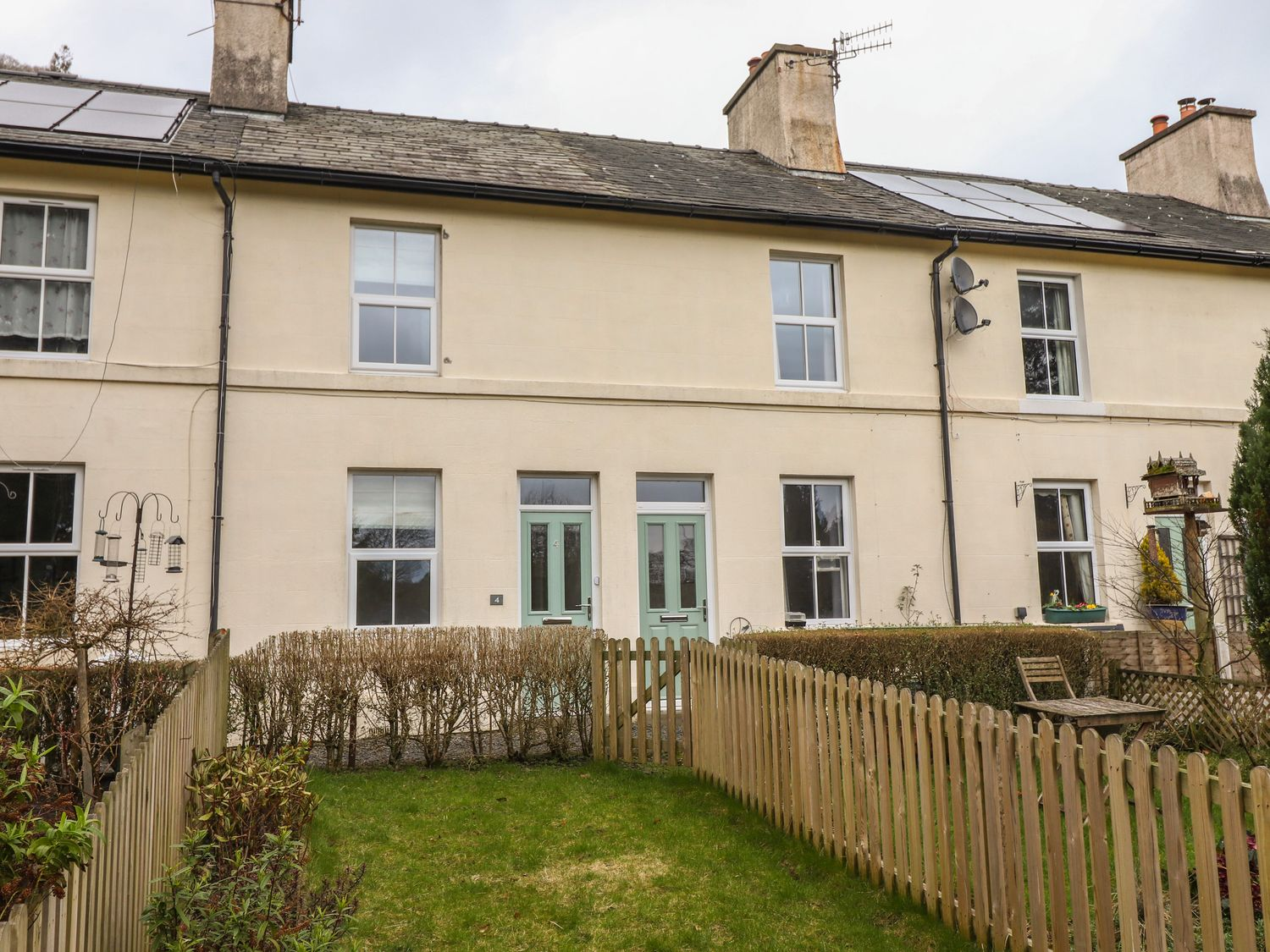 4 Railway Cottages - Lake District - 1064436 - photo 1
