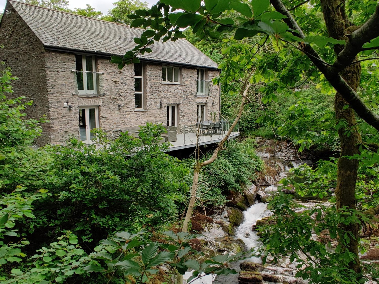 The Old Water Mill - Lake District - 1066269 - photo 1