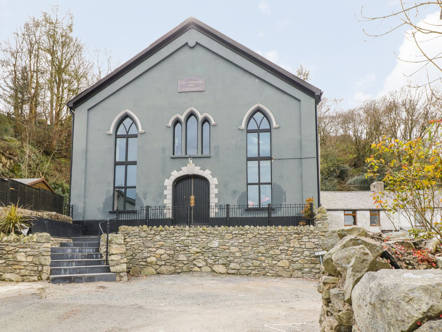 Greystones Chapel - North Wales - 1067332 - photo 1