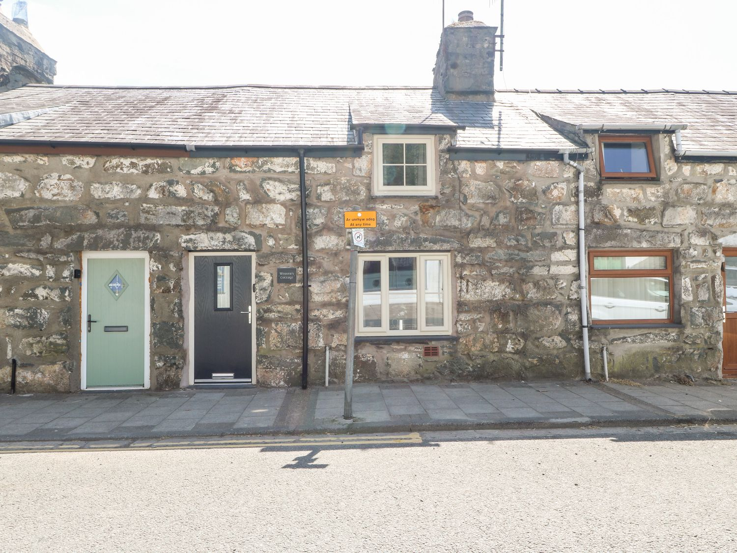 Weaver's Cottage - North Wales - 1068554 - photo 1
