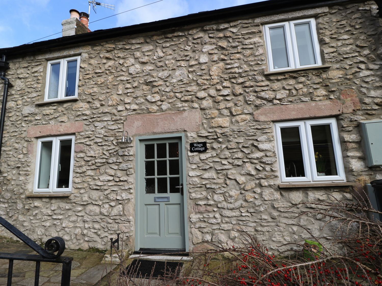 Wags Cottage - Peak District - 1068587 - photo 1