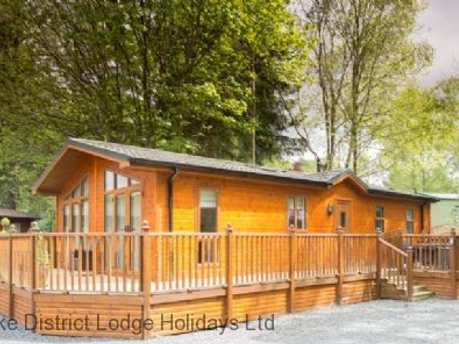 Oakwood Lodge - Lake District - 1068780 - photo 1