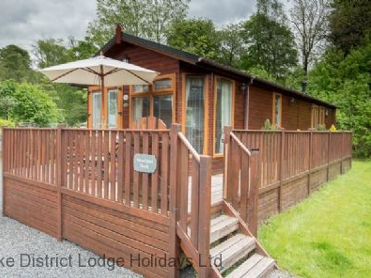 Woodland Nook Lodge - Lake District - 1068801 - photo 1