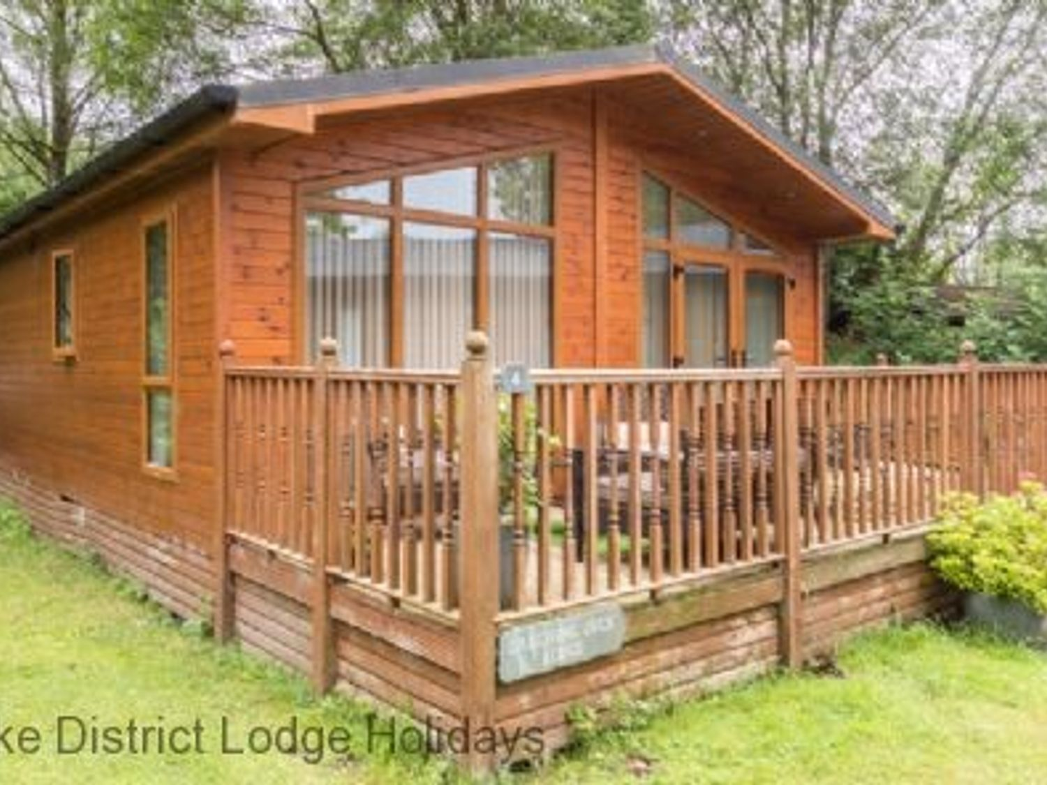 Laughing Duck Lodge - Lake District - 1068815 - photo 1