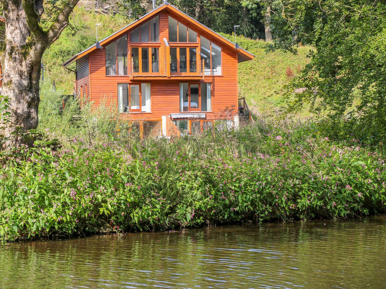4 Waterside Lodges - Yorkshire Dales - 1069121 - photo 1