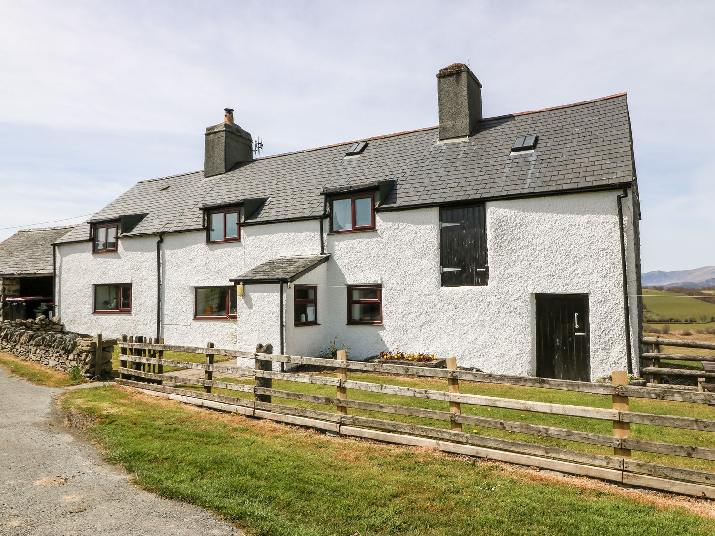 Orsedd Wen Farmhouse - North Wales - 1070178 - photo 1