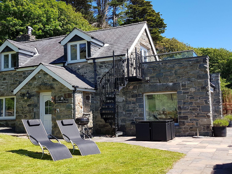 Ceilwart Cottage - North Wales - 1071778 - photo 1