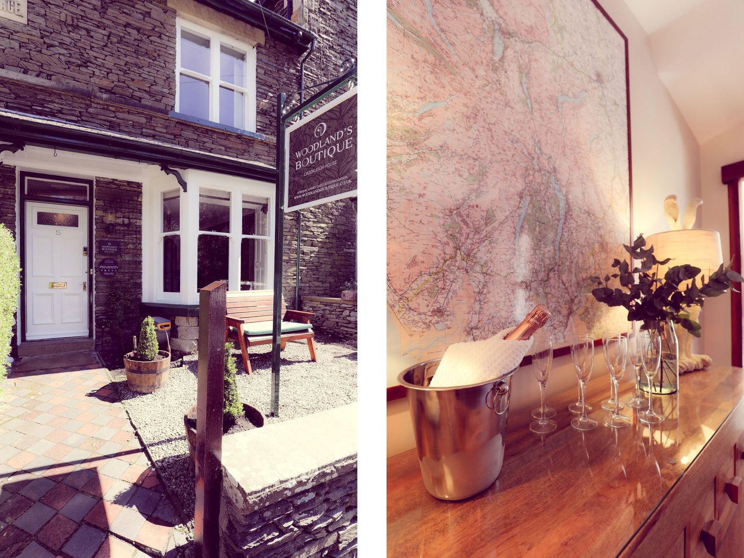 Woodlands Boutique at Crookleigh House - Lake District - 1072642 - photo 1