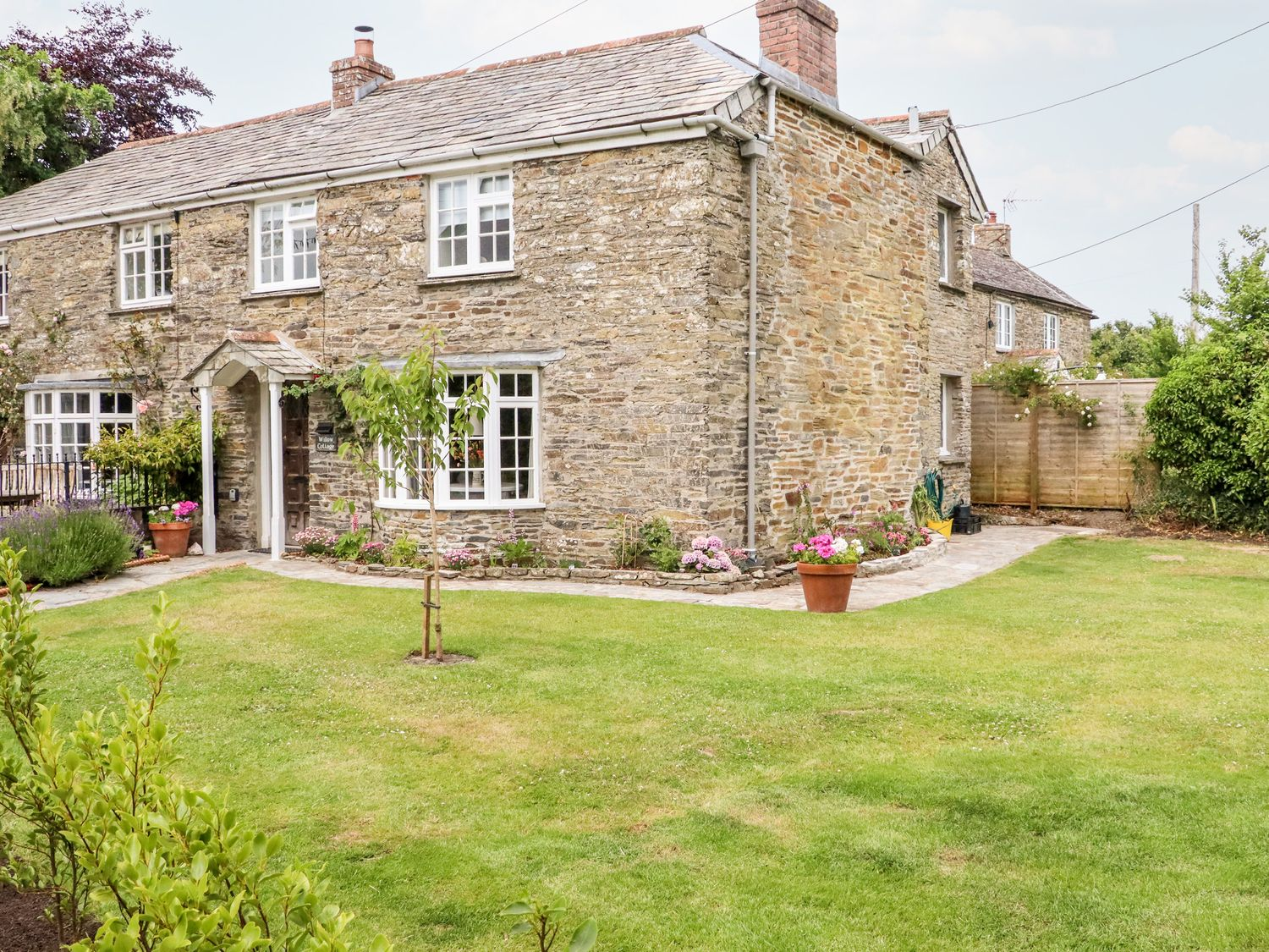 Willow Cottage - Cornwall - 1075494 - photo 1