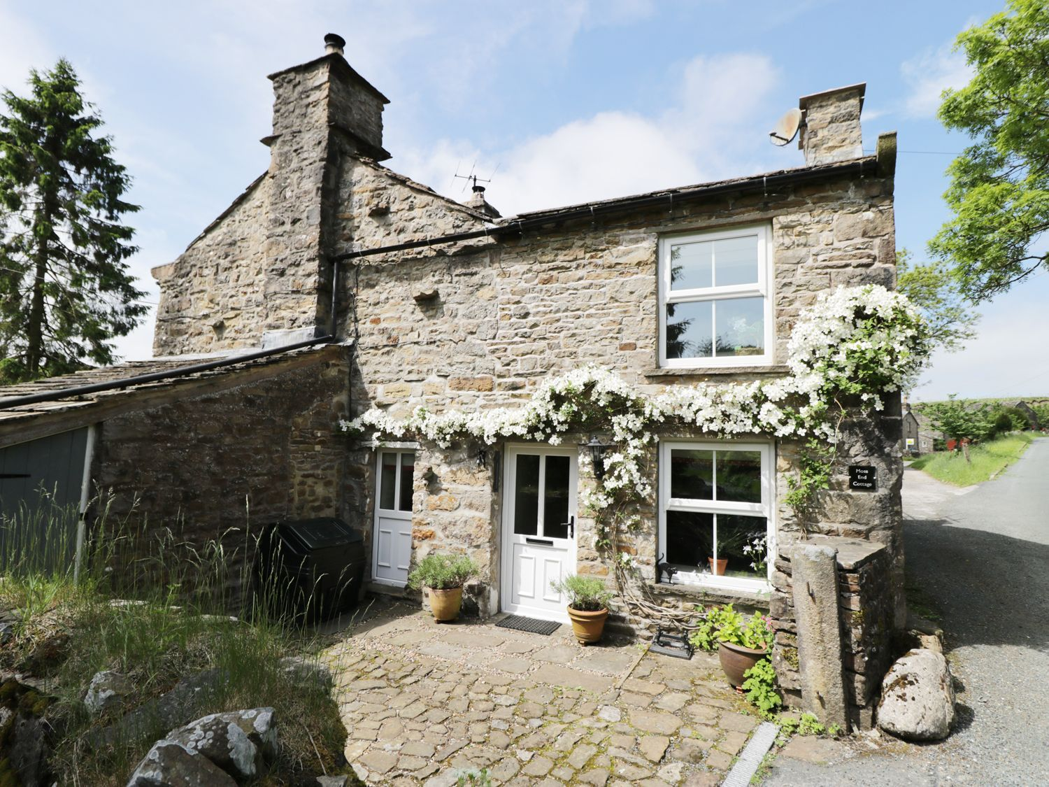 Moss End Cottage - Yorkshire Dales - 1076013 - photo 1