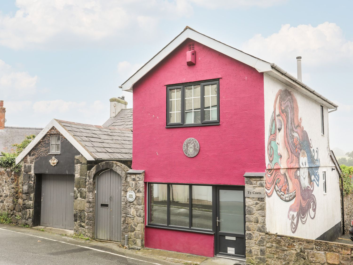 Ty Coets (Coach House) - North Wales - 1077909 - photo 1