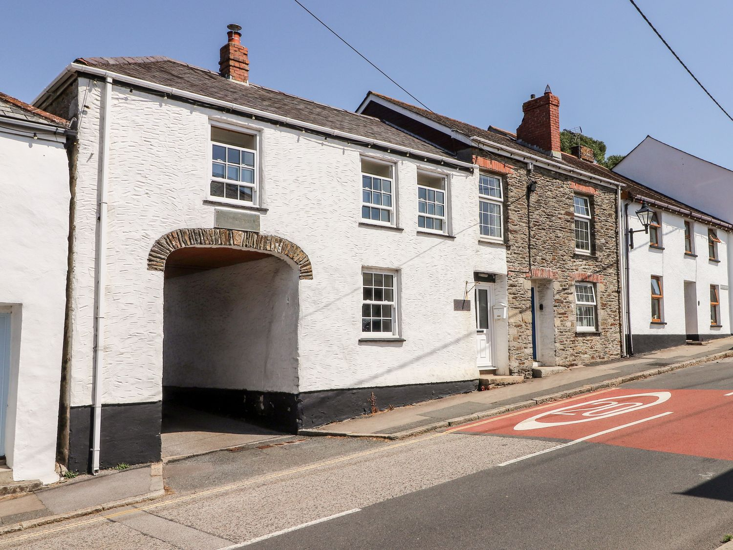 The Old Coach House - Cornwall - 1079733 - photo 1