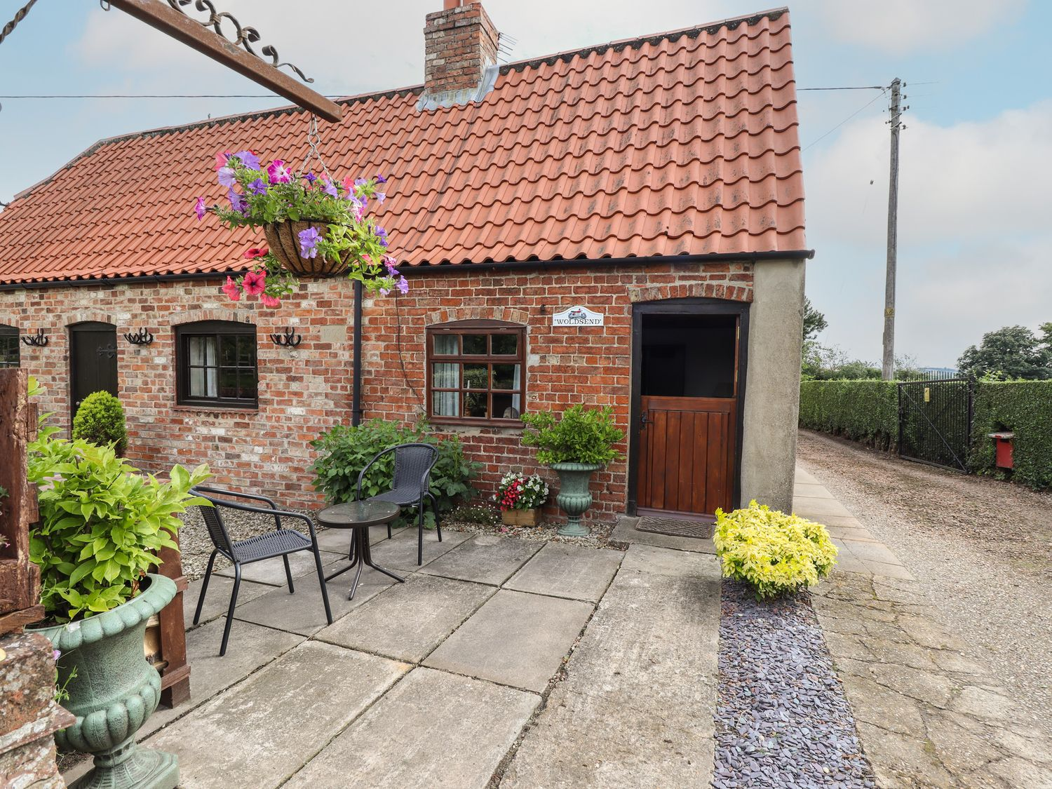 Woldsend Cottage - Lincolnshire - 1081493 - photo 1