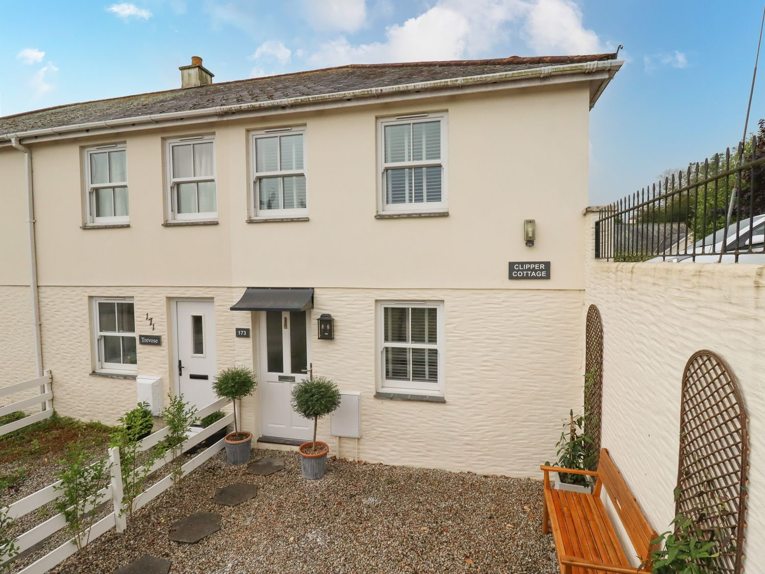 Clipper Cottage - Cornwall - 1083696 - photo 1