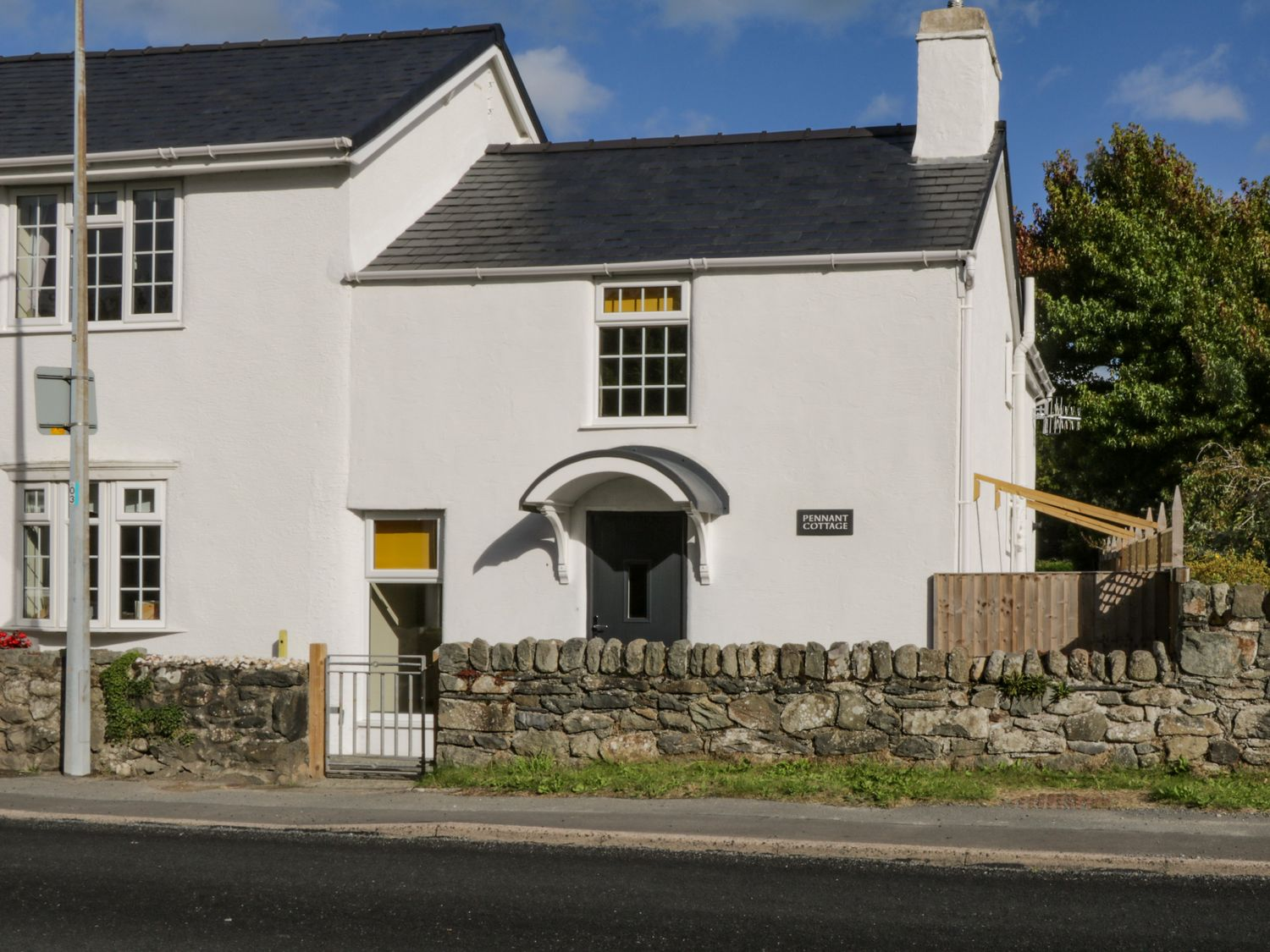 Pennant Cottage - North Wales - 1083785 - photo 1
