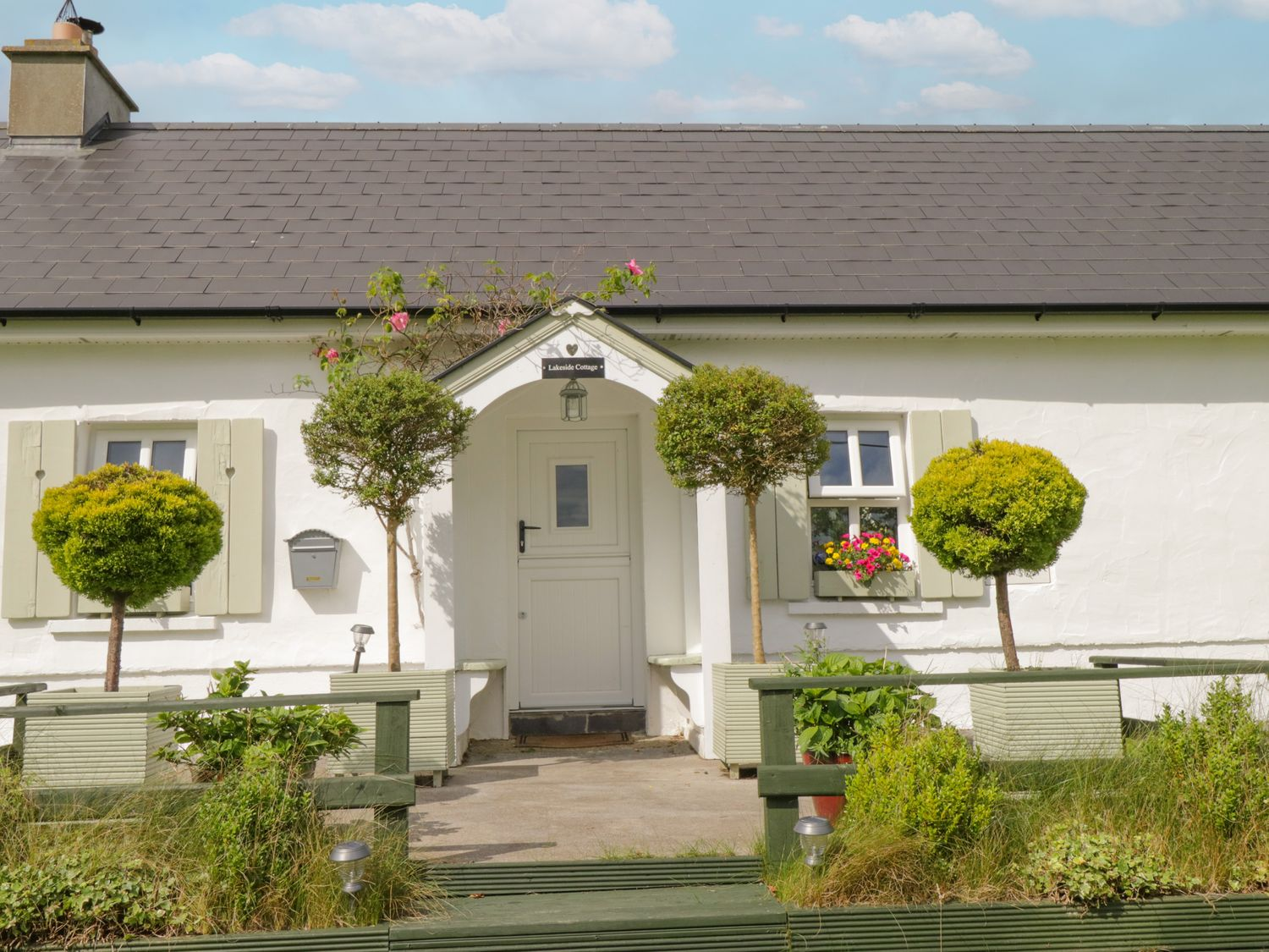 Lakeside Cottage - North Wales - 1084090 - photo 1
