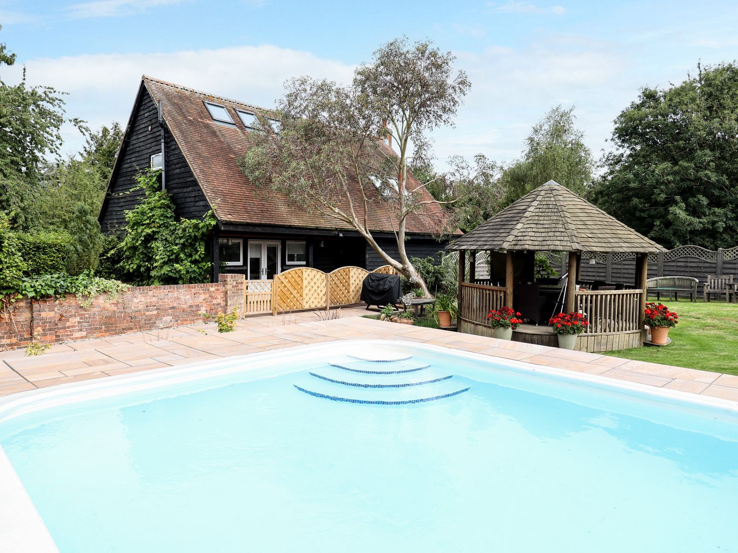 The Pool House - Central England - 1085534 - photo 1