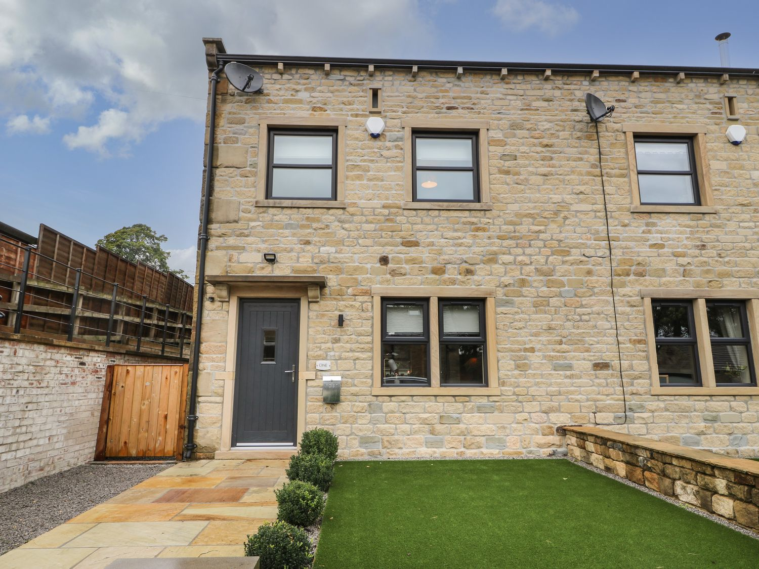 1 Stansfield Mews - Yorkshire Dales - 1086133 - photo 1