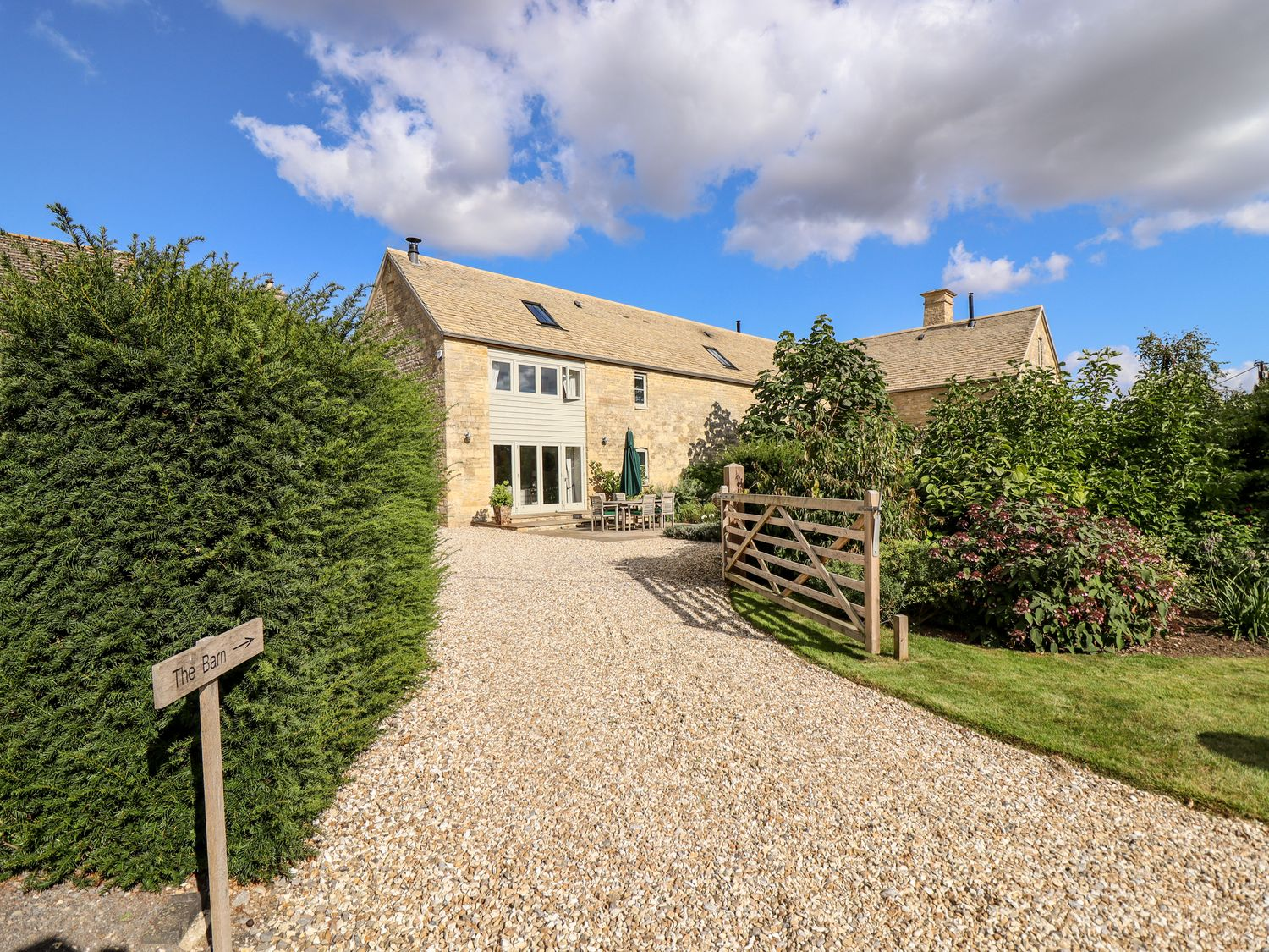 Stow Cottage Barn - Cotswolds - 1087011 - photo 1