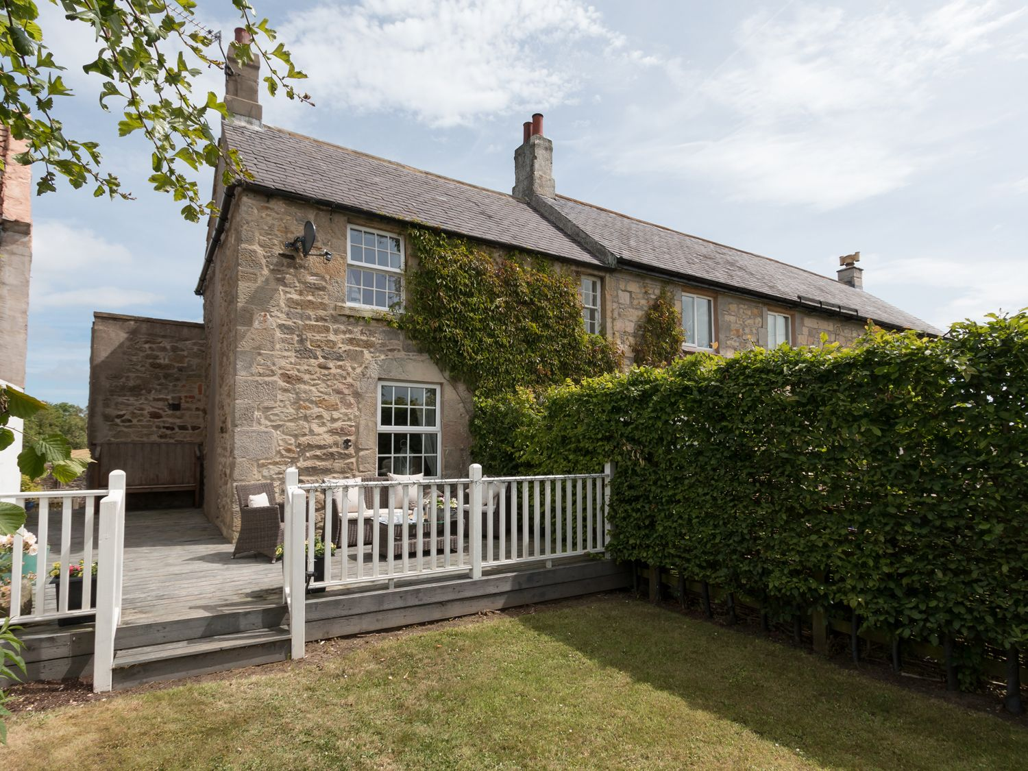 Rock Mill Cottage, Northumbria