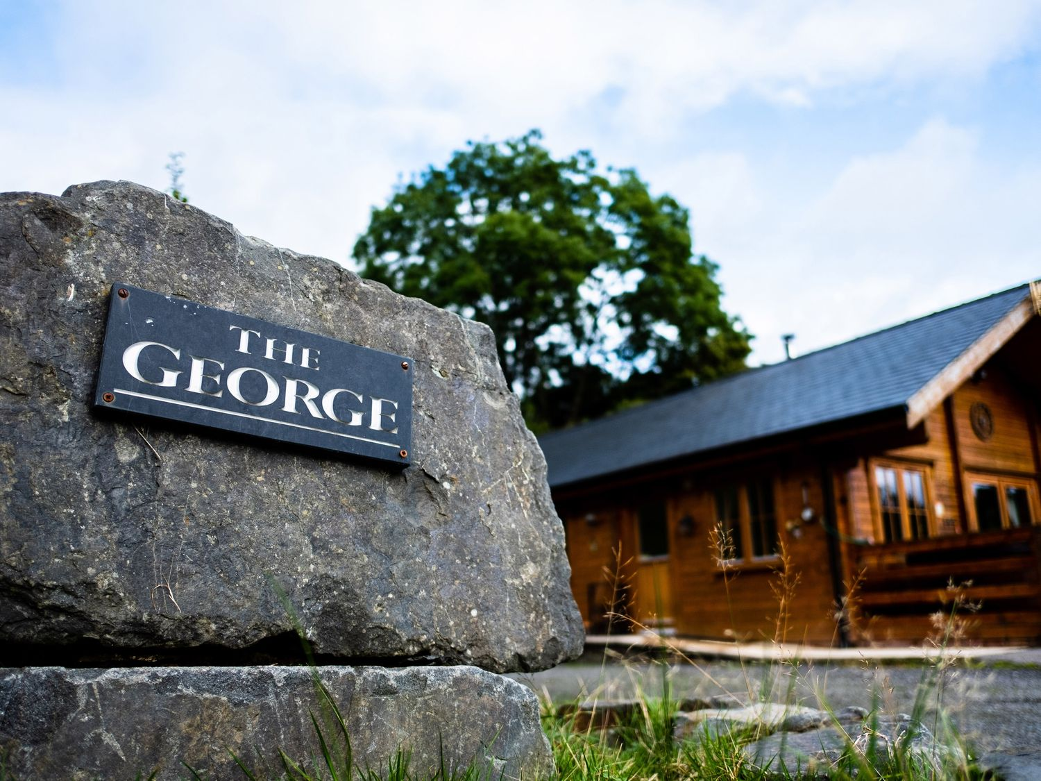 The George, Wales