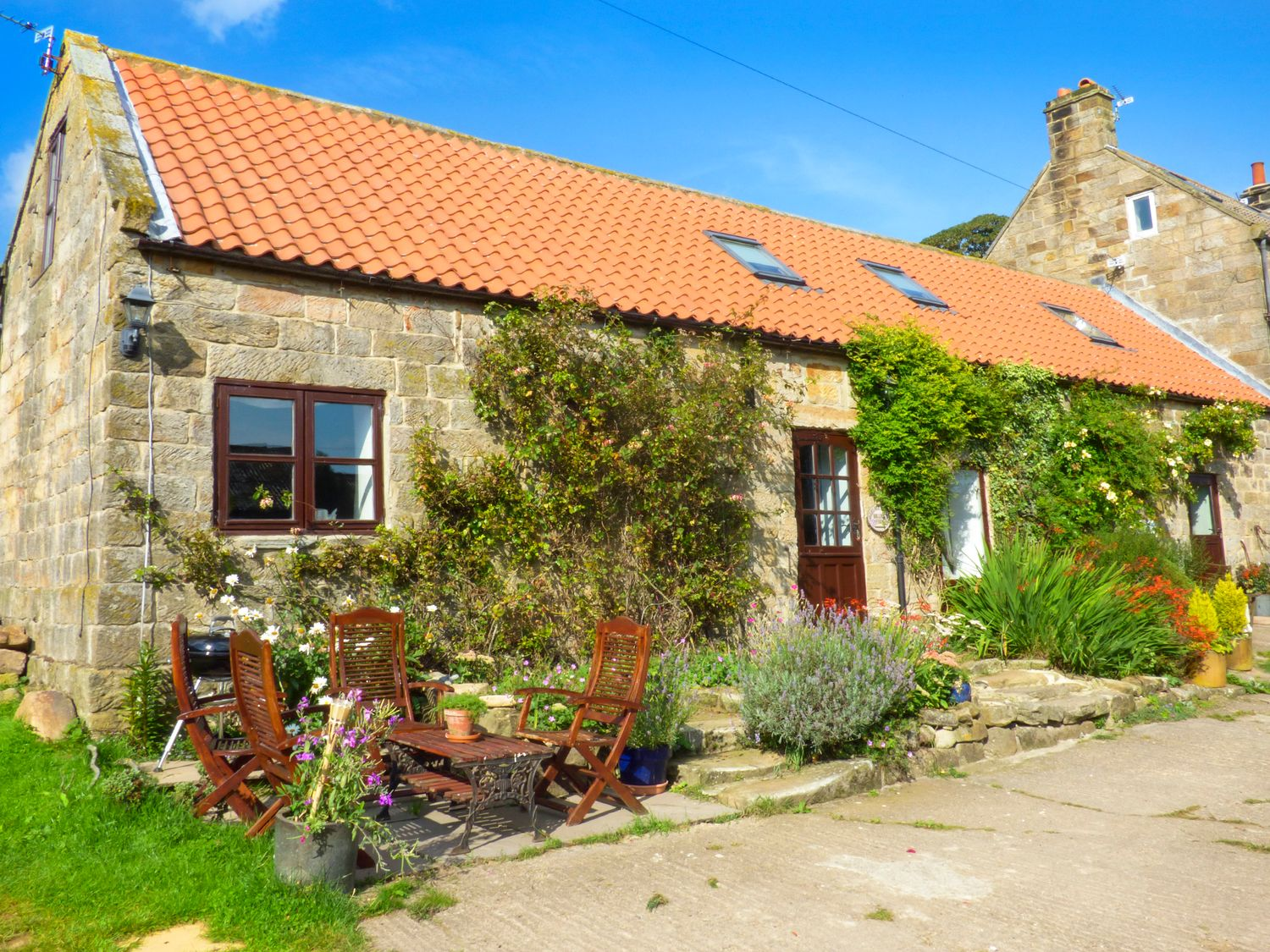 Wildflower Cottage - Whitby & North Yorkshire - 1235 - photo 1