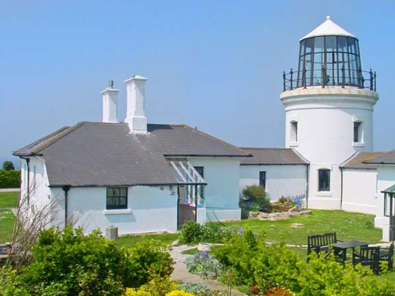 Old Higher Lighthouse Stopes Cottage, Portland bill