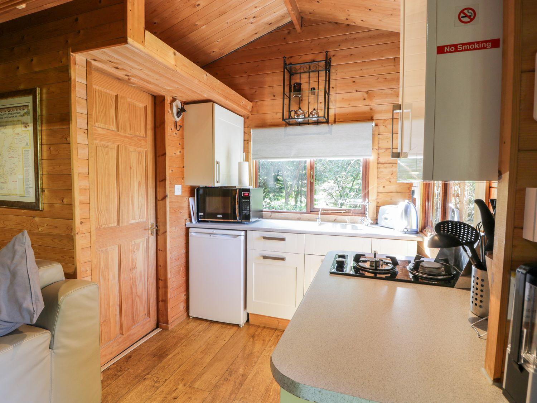 The Log Cabin, Scotland