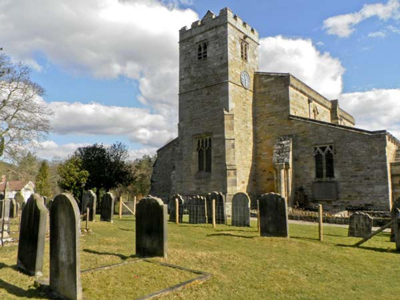 Beckside, North York Moors And Coast