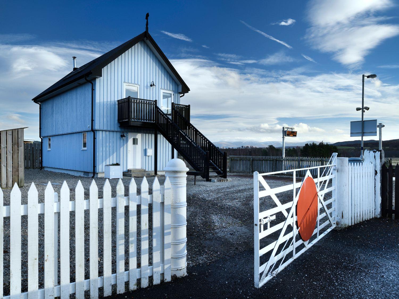 Signal Box - Scottish Highlands - 1304 - photo 1