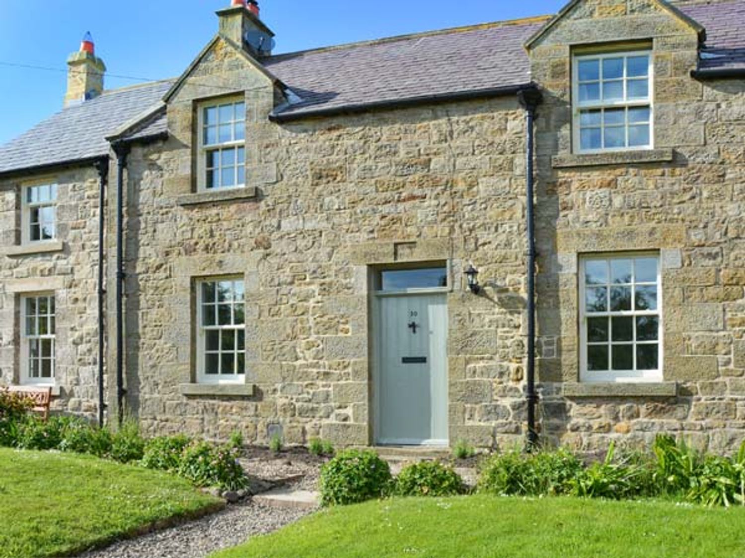 Sunflower Cottage - Northumberland - 1326 - photo 1
