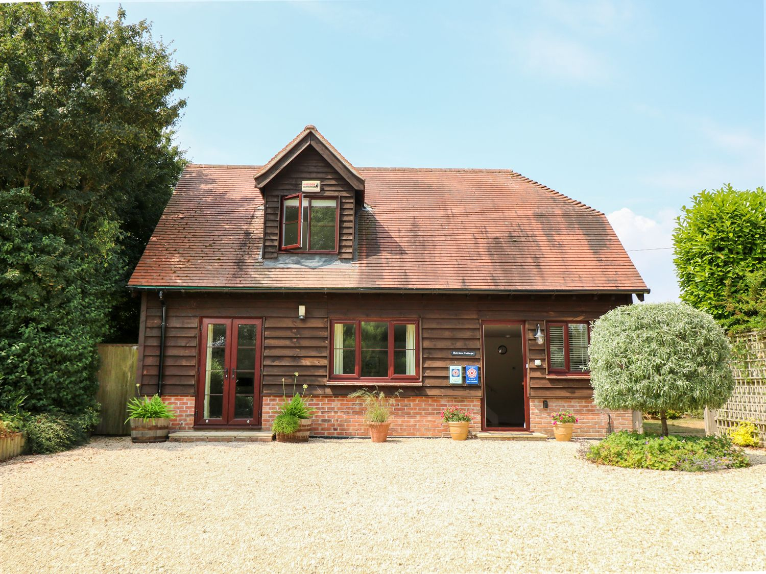 Belview Cottage, Dorset And Somerset