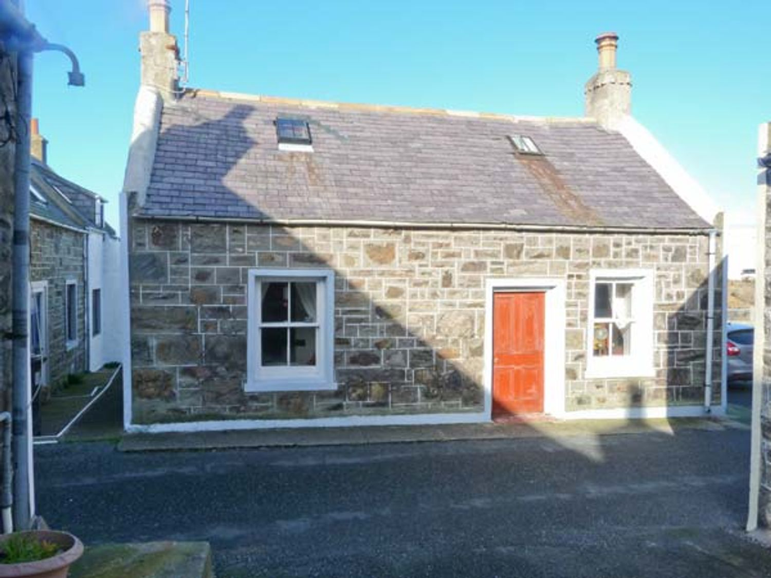 Seaspray Cottage - Scottish Lowlands - 14243 - photo 1