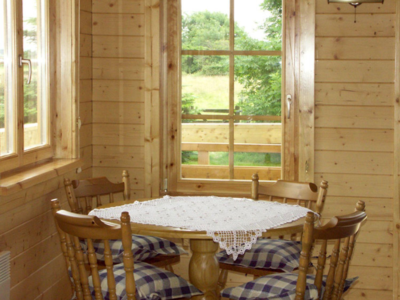 Thornlea Log Cabin, North York Moors And Coast