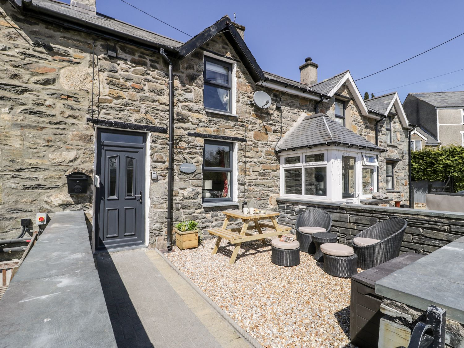 Bwthyn Ger Afon (Riverplace Cottage) - North Wales - 15039 - photo 1
