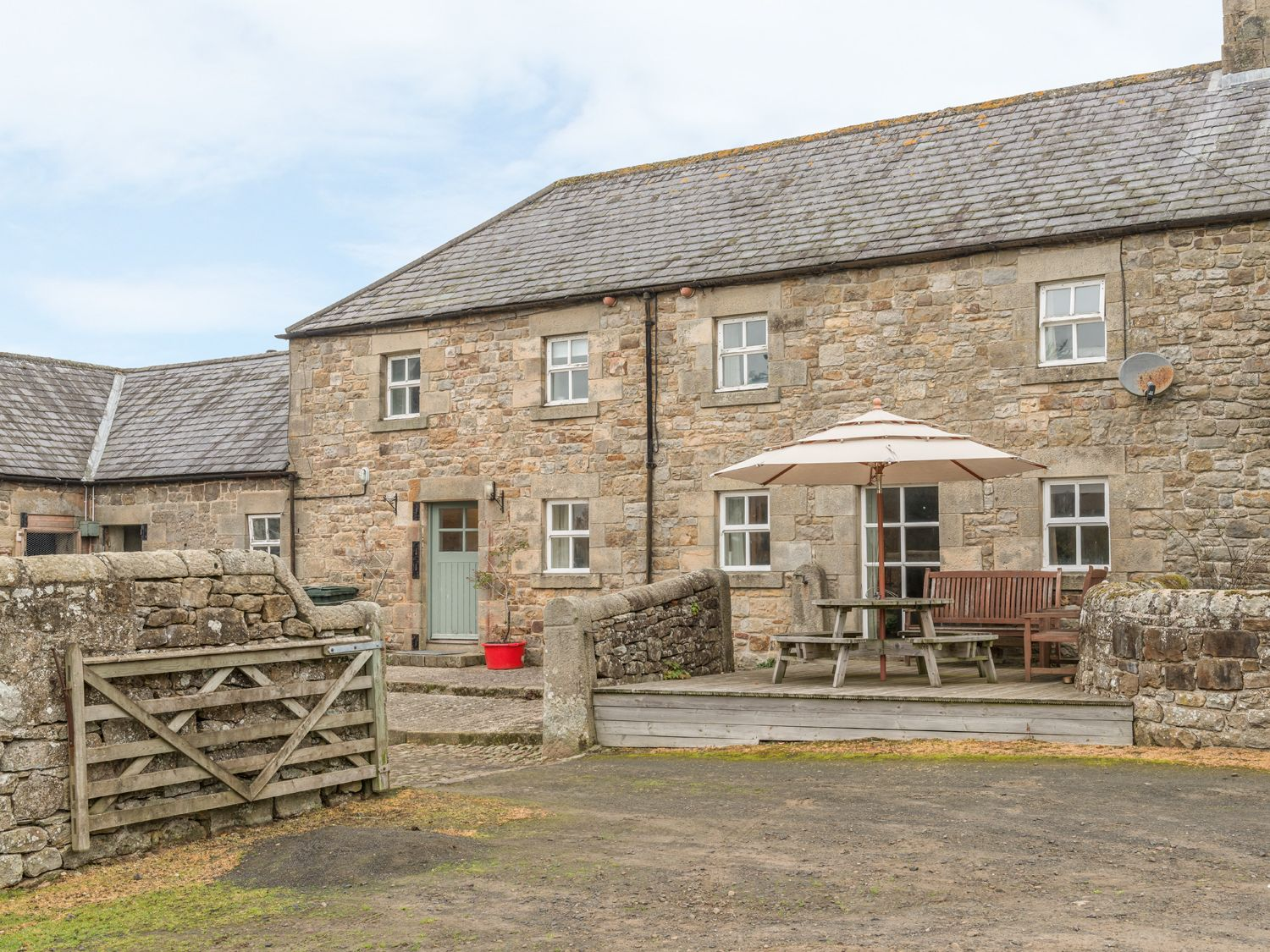 The Stables - Northumberland - 1530 - photo 1