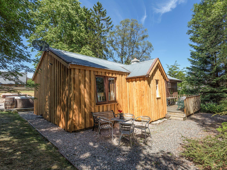 Suidhe Cottage, Scotland