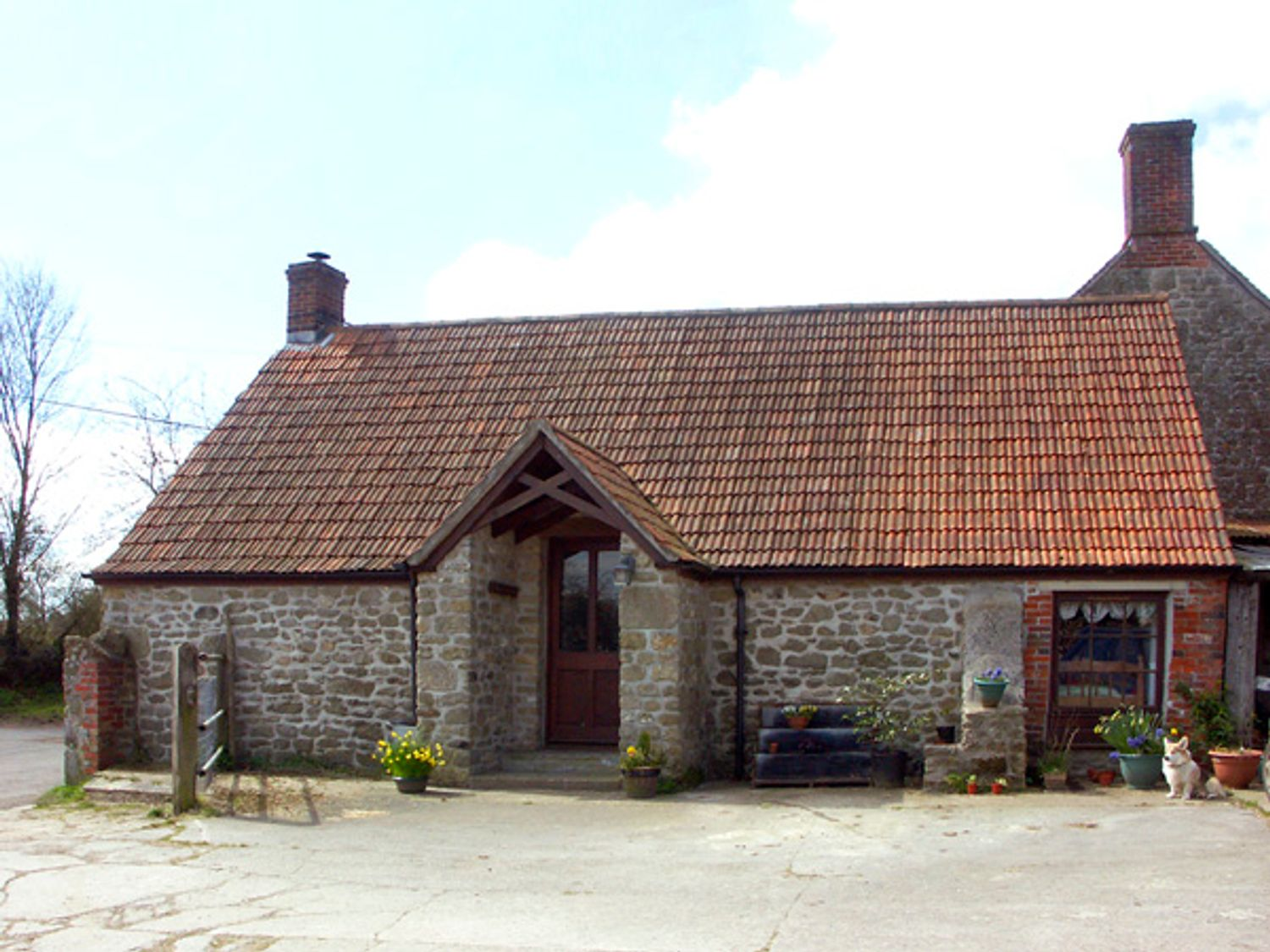 The Old Bull Stall, Dorset And Somerset