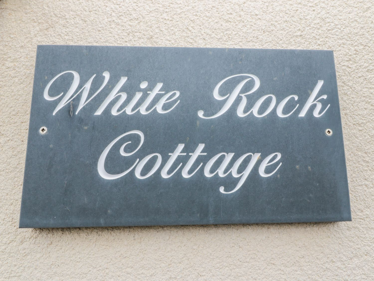 White Rock Cottage, North East England